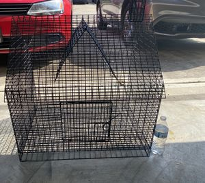 Huge bird cage for Sale in Houston, TX