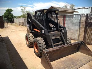 Bobcat dump trailer demolition clean up grading for Sale in Perris, CA