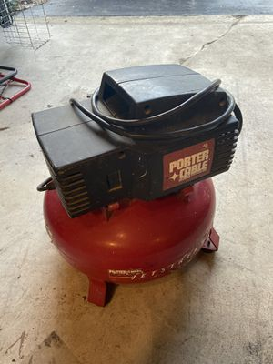 Porter Cable Air Compressor for Sale in Columbus, OH