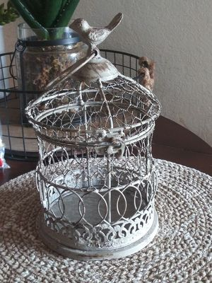 Bird cage decor for Sale in CA, US