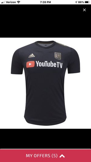 LAFC Jersey for Sale in Commerce, CA