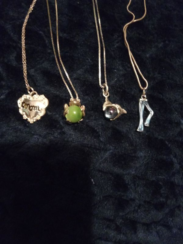 Necklace silver 925 $30 for all