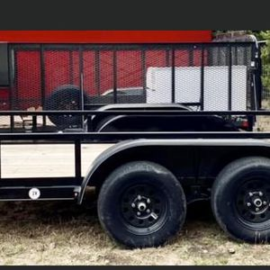 16' TRAILER UTILITY 2021 for Sale in DeSoto, TX