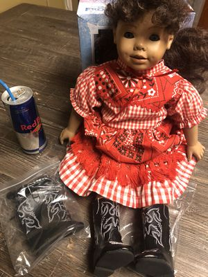 """New never used 18 """" doll boots(Fits American girl doll) for Sale in Salt Lake City, UT"""