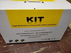 Kit 4 camaras for Sale in Philadelphia, PA