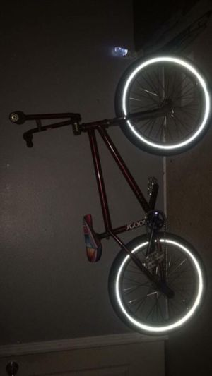 BSD WZA V3 BMX BIKE for Sale in Portland, OR