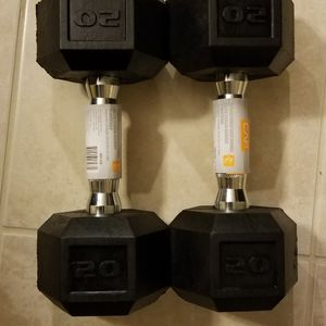 DUMBBELL SPECIAL 20 PAIRS $65 for Sale in Tacoma, WA