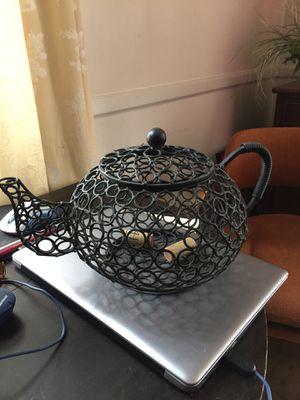 Tea Pot Cork Holder for Sale in Falls Church, VA