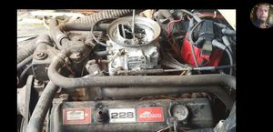 350. 228hp marine motor as is condition UNKNOWN for Sale in North Chesterfield, VA