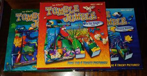Tumble Jumble Tricky Puzzles (3pack) for Sale in Escondido, CA