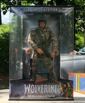 Marvel Wolverine: 12 inch action figure for Sale in Lilburn, GA