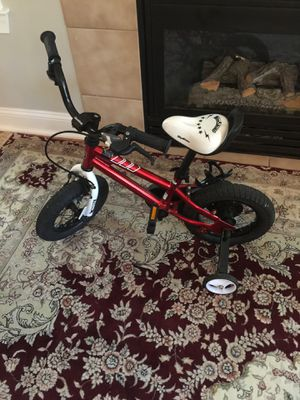 RoyalBaby Kids Bike Boys Girls Freestyle Bicycle 12 inch for Sale in Denver, CO