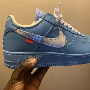 Nike Off White Air Force 1 Low for Sale in Orlando, FL