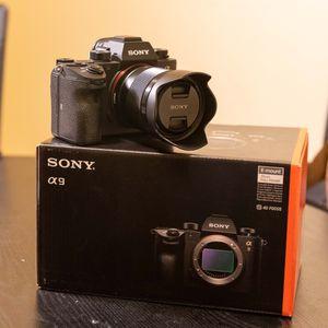 Sony Alpha A9 - With Box for Sale in Kirkland, WA
