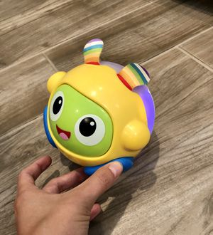 Fisher price bright beats spin and crawl tumble ball toy for Sale in Scottsdale, AZ