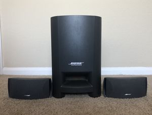 Bose CineMate Home Theater Speaker System for Sale in Denver, CO
