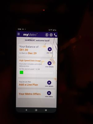 Motorola g7 play phone for Sale in Lincoln, NE