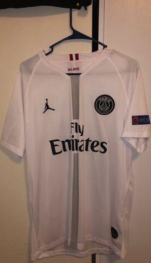 PSG soccer jersey for Sale in Hayward, CA