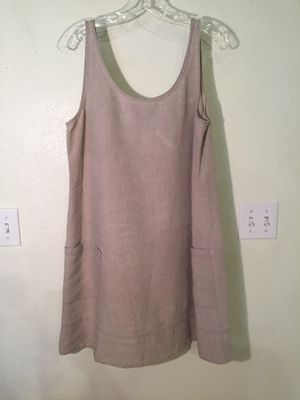 Eileen Fisher grey tank dress for Sale in North Las Vegas, NV