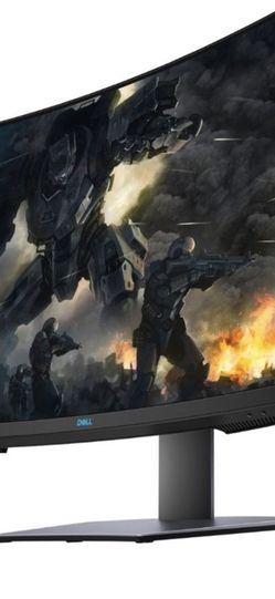 "32"" Curved Dell S322ODGF Gaming Monitor 1440p 165hz 4ms Response for Sale in Staten Island,  NY"