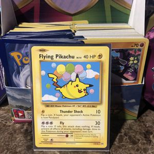 Xy Evolution Flying Pikachu for Sale in Germantown, MD
