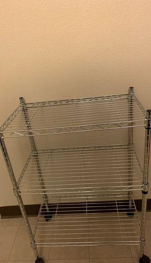 Metal rack for Sale in Portland, OR