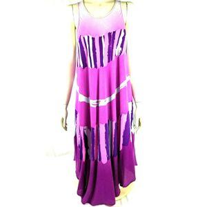 "American Crown Pattern Dress Purple Sleeveless One Size Fits Most ""Arizona"" for Sale in Avondale, AZ"