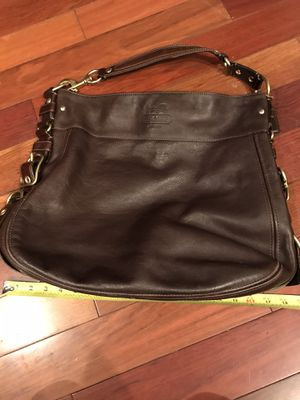 Coach Zoe XL handbag- beautiful large size for Sale in Maple Valley, WA