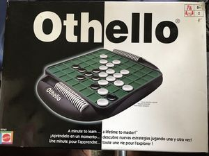 VIntage 1978 Othello tournament board game for Sale in Lanham, MD