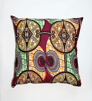 Throw Pillow Cover - Cotton for Sale in Washington, DC