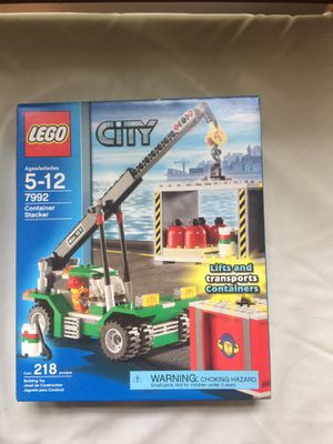 Lego City Container Stacker for Sale in Reston, VA