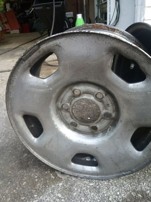 Steel Rims for Sale in St. Louis, MO