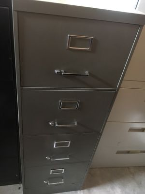 File cabinet for Sale in Fairfax, VA