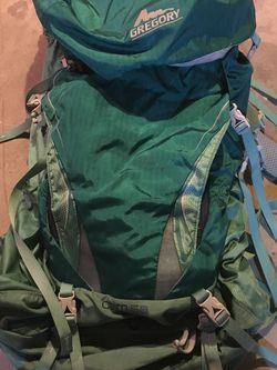 Brand New Gregory Backpack With Rain Cover for Sale in San Diego,  CA