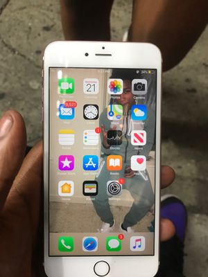 Iphone 6s + for Sale in The Bronx, NY