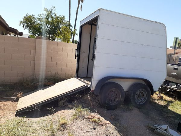 Utility trailer. 5000 lb. Gross weight for Sale in Gilbert ...