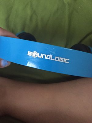 Sound logic wireless headphones for Sale in Columbus, OH