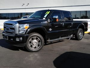 Ford F-250 Super Duty Platinum 2014 for Sale in Phoenix, AZ