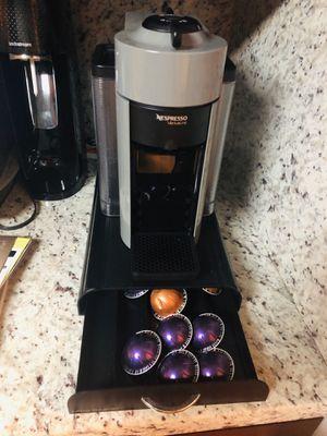Nespresso VertuoLine Evoluo Deluxe Coffee & Espresso Maker for Sale in Miami, FL