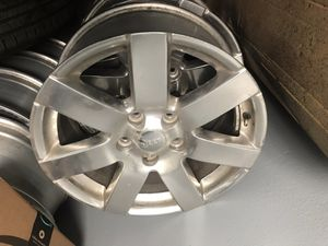 2007-2020 Jeep Wrangler wheels. for Sale in Houston, TX