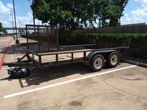 12ft utility Trailer for Sale in Houston, TX