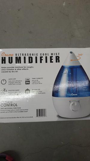 Crane Ultrasonic Humidifier for Sale in College Park, GA