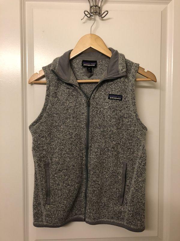 Lightly Worn Patagonia Sweater Vest