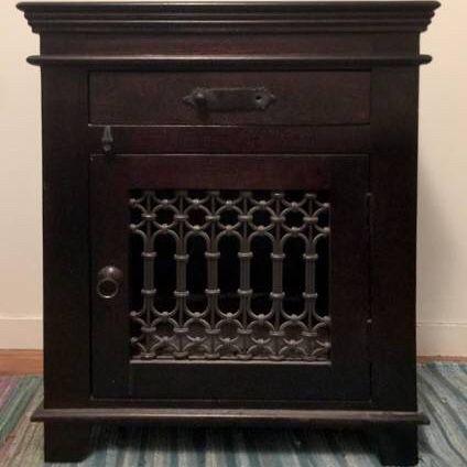 Side Table / Wine Storage