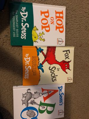 3 Dr. Seuss's books for Sale in Beaverton, OR