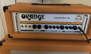 Orange CR120H Crush Guitar Amplifier Head for Sale in Willowbrook, IL