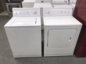 WASHER & DRYER ———> clean 🧼 for Sale in Denver, CO