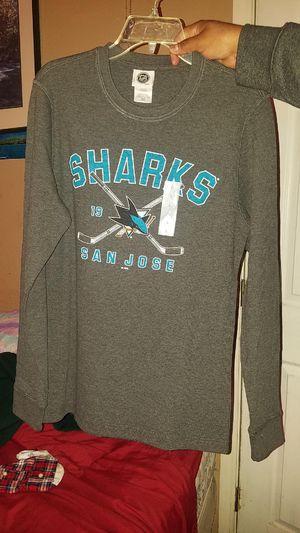 "Nhl sj shark size"" L for Sale in San Jose, CA"