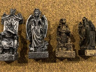 DND Figures Medieval Mini Statues for Sale in Fullerton,  CA