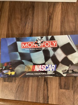 NASCAR monopoly game for Sale in Normal, IL